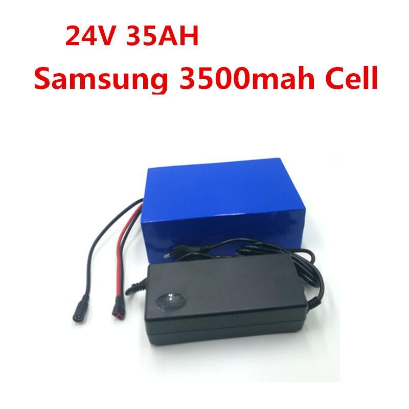 24 V 20Ah 30Ah 35Ah Batteria al litio 24 V Bicycle elettrico Li ione Dispositivo elettronico Ispezione all'aperto