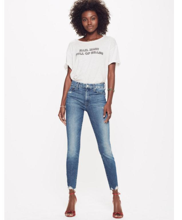 2020ss anne kadınlar kolay havalı kot pantolon femme pantolon artı boyutu skinny kot denim erkek arkadaşı dantel ince streç delikli kalem pantolon