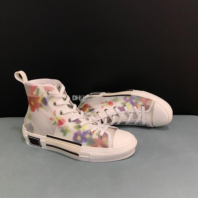 Männer und Frauen s neueste Version hochwertigen neuen Trend wilde Dick besohlt weiß Casual alte Schuhe