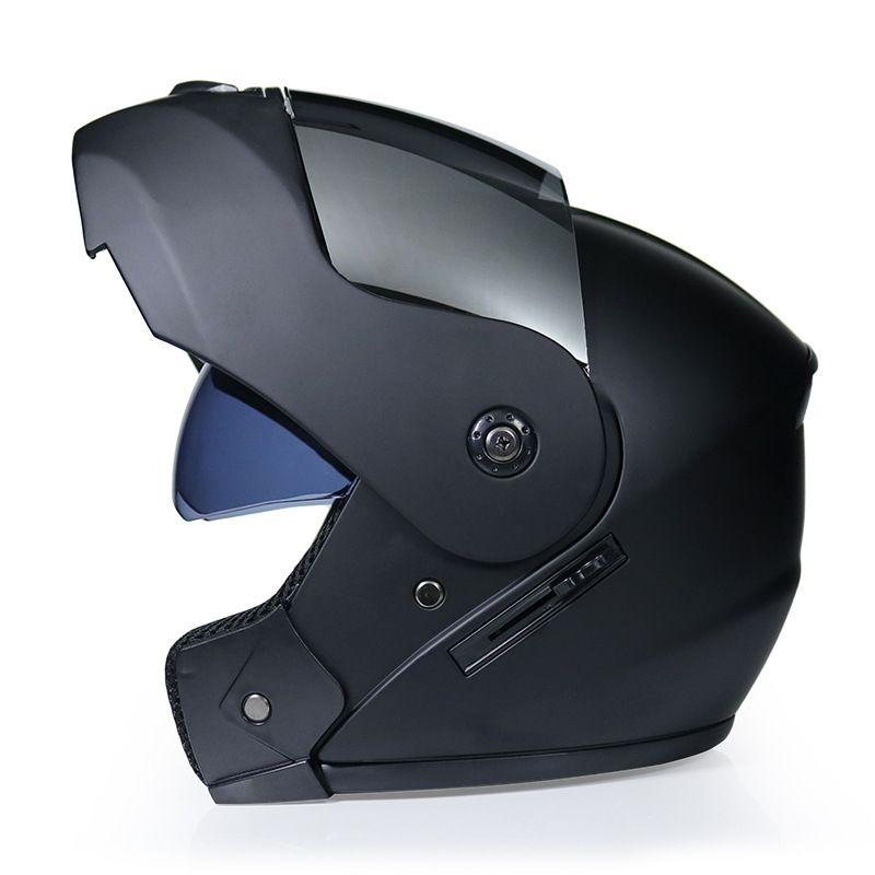Casco de la motocicleta múltiples de la personalidad funcional completo fresco de casco de motocross tirón encima de Verano Moto Bike Crash unisex