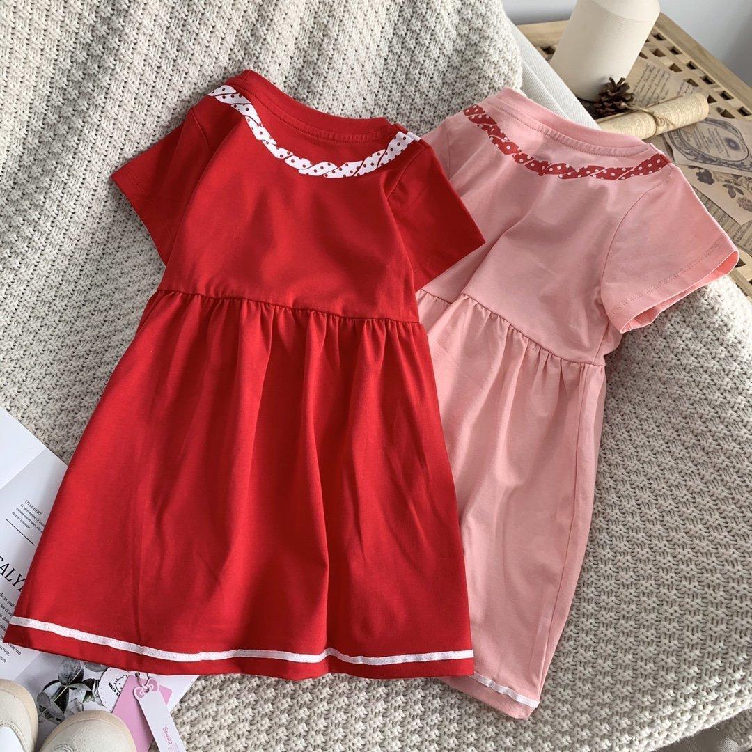 meninas vestidos qualidade superior caçoa roupas casaul menina clothes6F0B bebê vestido