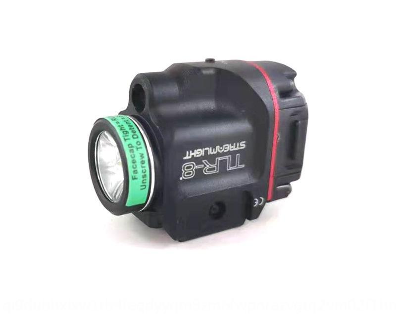 yeşil lazer 500 el feneri el feneri lümen altında Sıcak satış Streamlight TLR-8 stratejisi