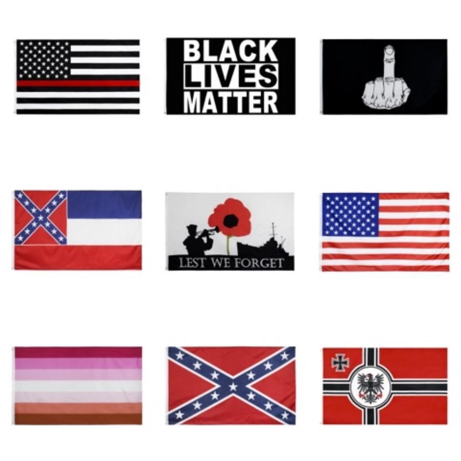 Bandeiras americanas adesivo Trump Etiqueta Americano Eleição Dia da Independência americano Bandeiras Bandeira dos EUA Nacional ZZA1184 Bandeira # 124