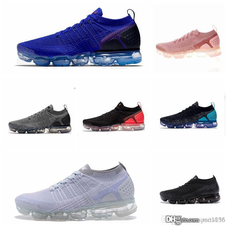 2019 Chaussures 2.0 Artı TN Kadın Ayakkabı hava Moda Spor 2 Beyaz Siyah Pembe Açık Bayan Eğitmenler Spor Sneakers maxes