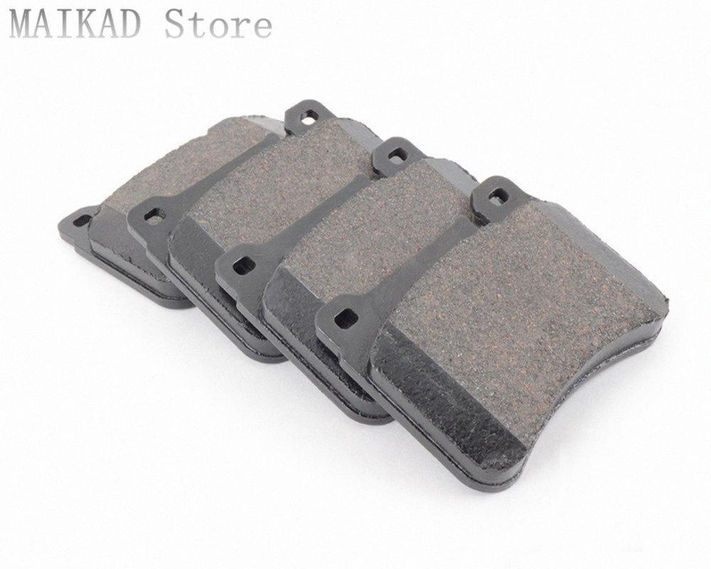 Front Rear Brake Pad Set brake lining for Landrover Freelander 2/LR2 Discovery 3/LR3 Defender 5tF4#