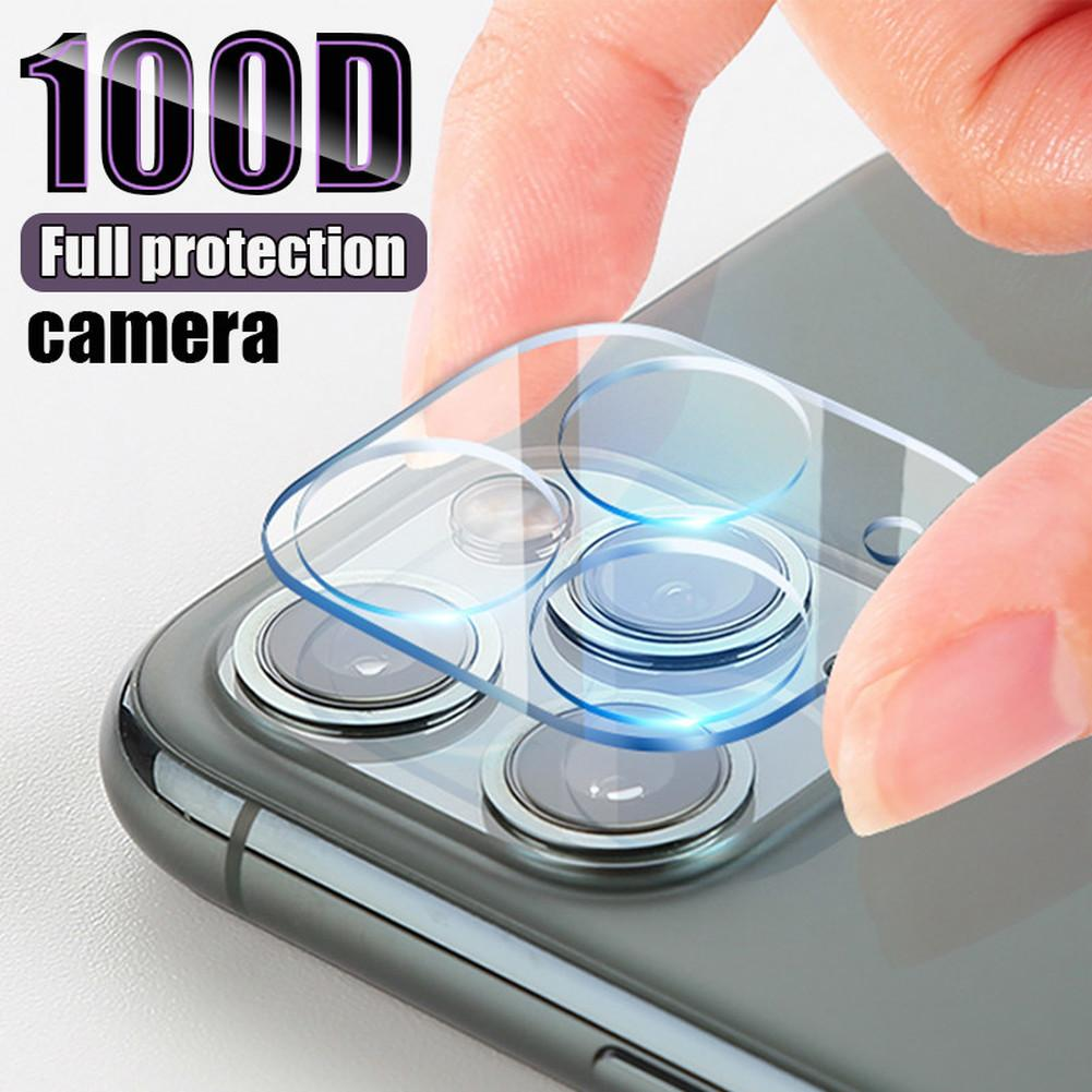 LOT 3-1PCS Camera Protection Glass For iphone 11 Pro Max X XR XS MAX Screen Protector For iPhone 11 Pro 7 8 Plus SE 2020 Lens Glass