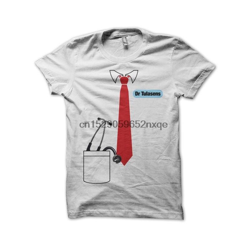 Мужчины Футболка Доктор рубашку вы чувствуете, белые футболки Женщины T-Shirt