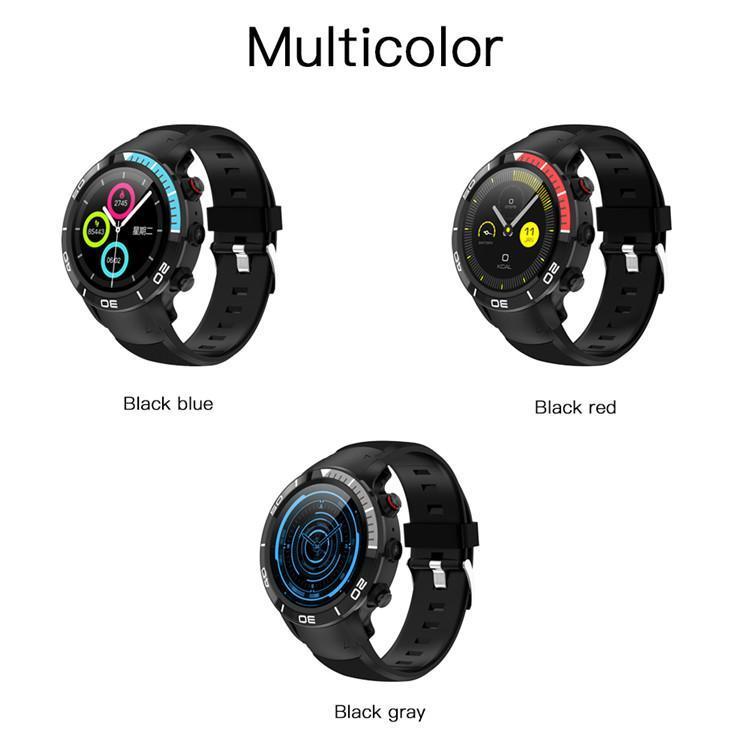 H8 Smart Watch IP68 Waterproof GPS Navigation 4G SIM Card Camera smartwatch wireless WIFI Heart Rate Fitness Tracker Sport Watch DHL