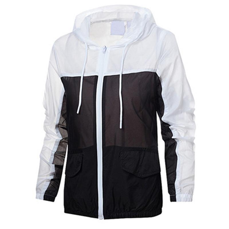 ربيع جديد للمرأة مصمم معاطف الخريف سترات للمرأة في الهواء الطلق رياضة الجري سترات فتاة العلامة التجارية معطف أزياء ملابس خارجية BQ1 2042102V