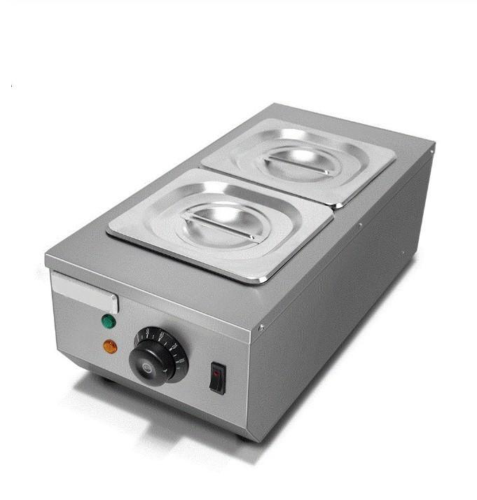 pentole di fusione del cioccolato commerciale doppia cioccolata calda immersione fusione cilindro macchina più calda elettrica fusore 2 Griglie