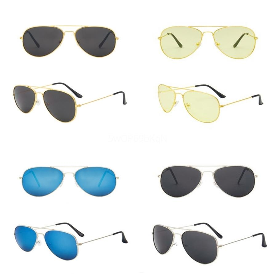 ALOZ MICC Neueste Ot Armee AO Pilot Sonnenbrillen für Herren Dener Sonnenbrillen Herren Brillen UV400 Oku Ross De Sol - Herren Sonnenbrille A430 # 465