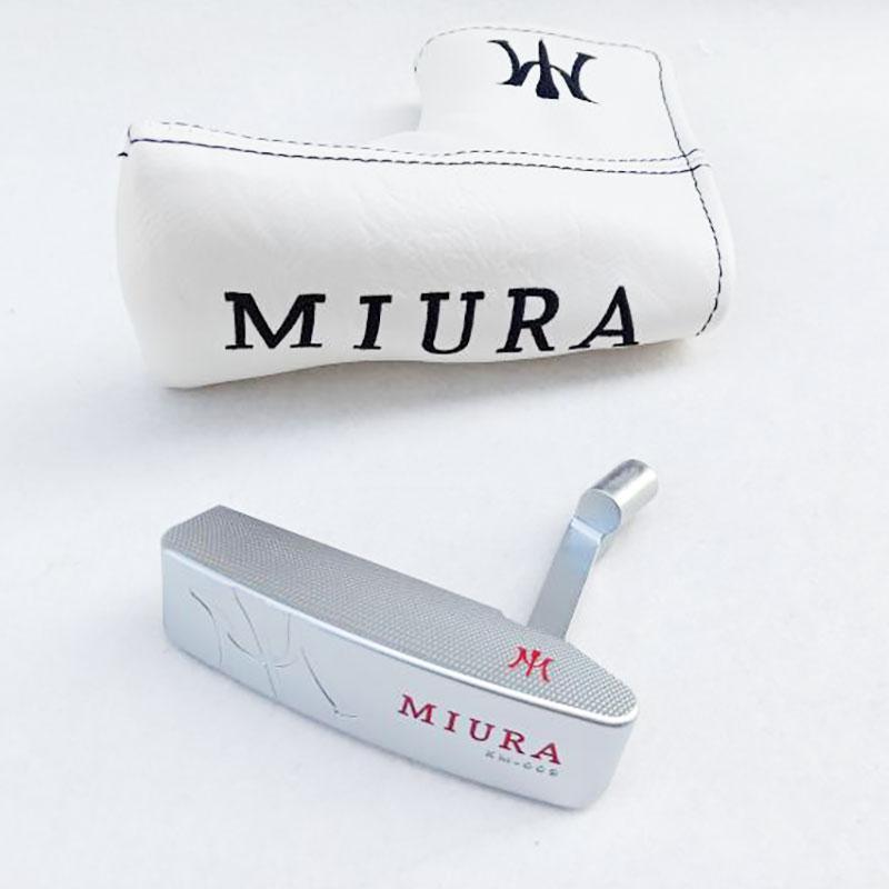 Nuovo mens golf club MIURA KM-009 Golf putter 33/34/35 pollici in un locale scelta del putter di trasporto