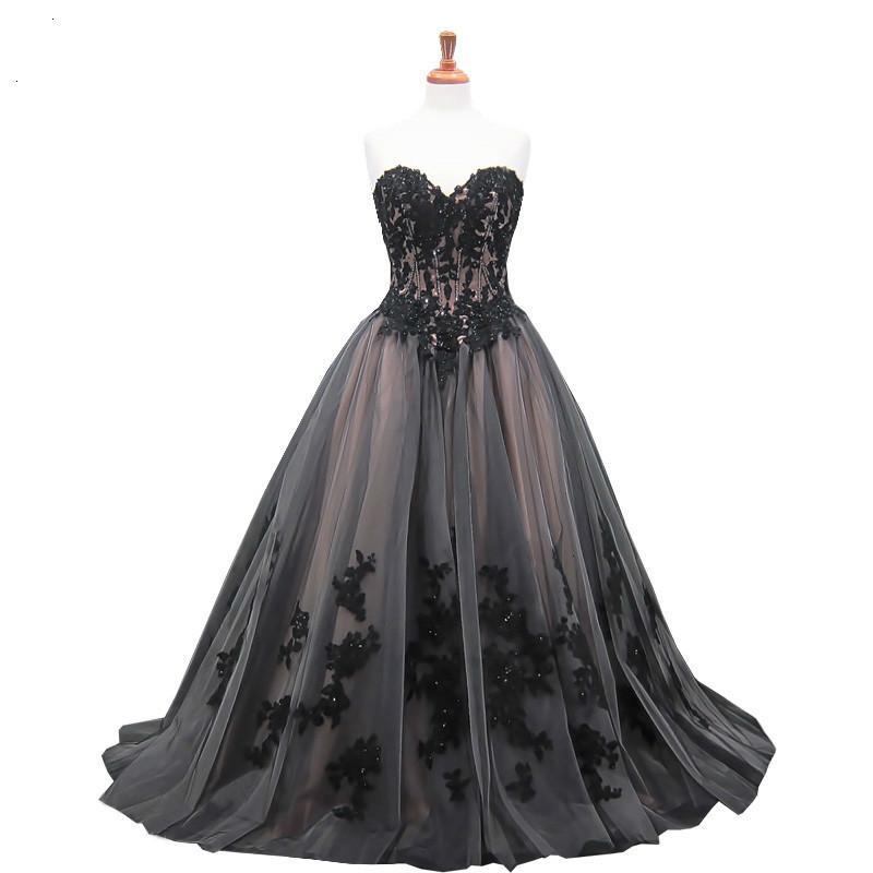 2020 Puffy Ballkleid-Schatz-lange Abendkleid wulstige Applique bodenlangen Afrikanische Frauen formale Abendkleider