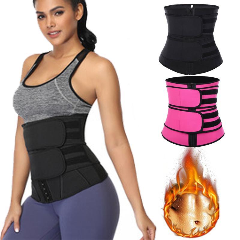 US LAGER! Body Shaper Taille Bein Trainer Frauen Postpartum Belly Abnehmen Unterwäsche Modelling Strap Shapewear Bauch Fitness-Korsett