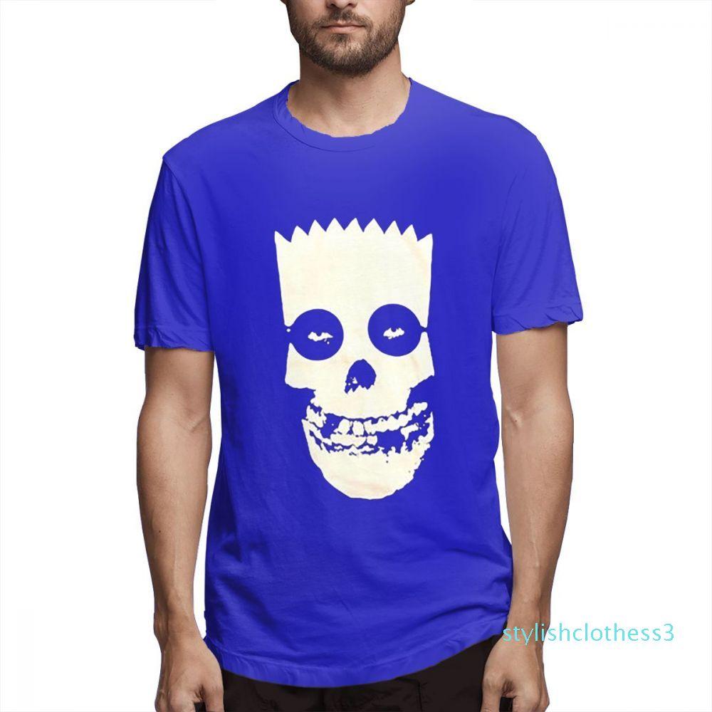 Simpsonlar Moda Tasarımcısı Gömlek Kadın Gömlek Erkek Kısa Kollu Gömlek Nedensel yaz c5205s03 başında Simpsons Baskılı T Gömlek