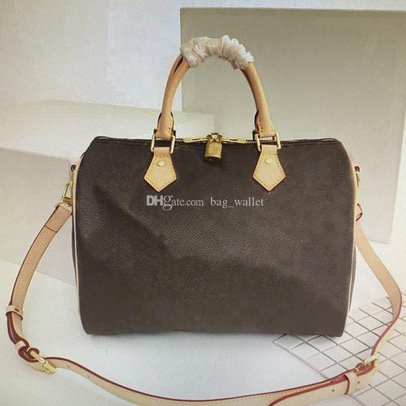 Klassische Reisetasche 25 30 35 CM Fashion Frauen Umhängetasche Mono Kissen Totes Handtaschen Umhängetaschen M41113 M41112 M41111 25cm 30cm 35cm