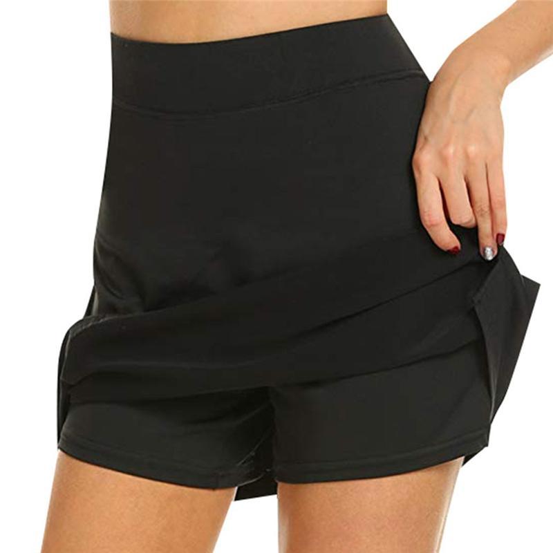 Простые Новые Женщины Спортивные шорты Женщины высокого качества All-Match Мода Шорты Повседневная Solid Color Комфортная