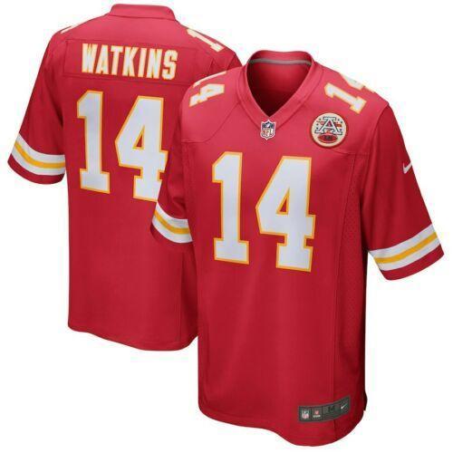 Barato Sammy Watkins # 14 de los hombres COLORES todos los jerseys Top XS-5XL cosido de Fútbol