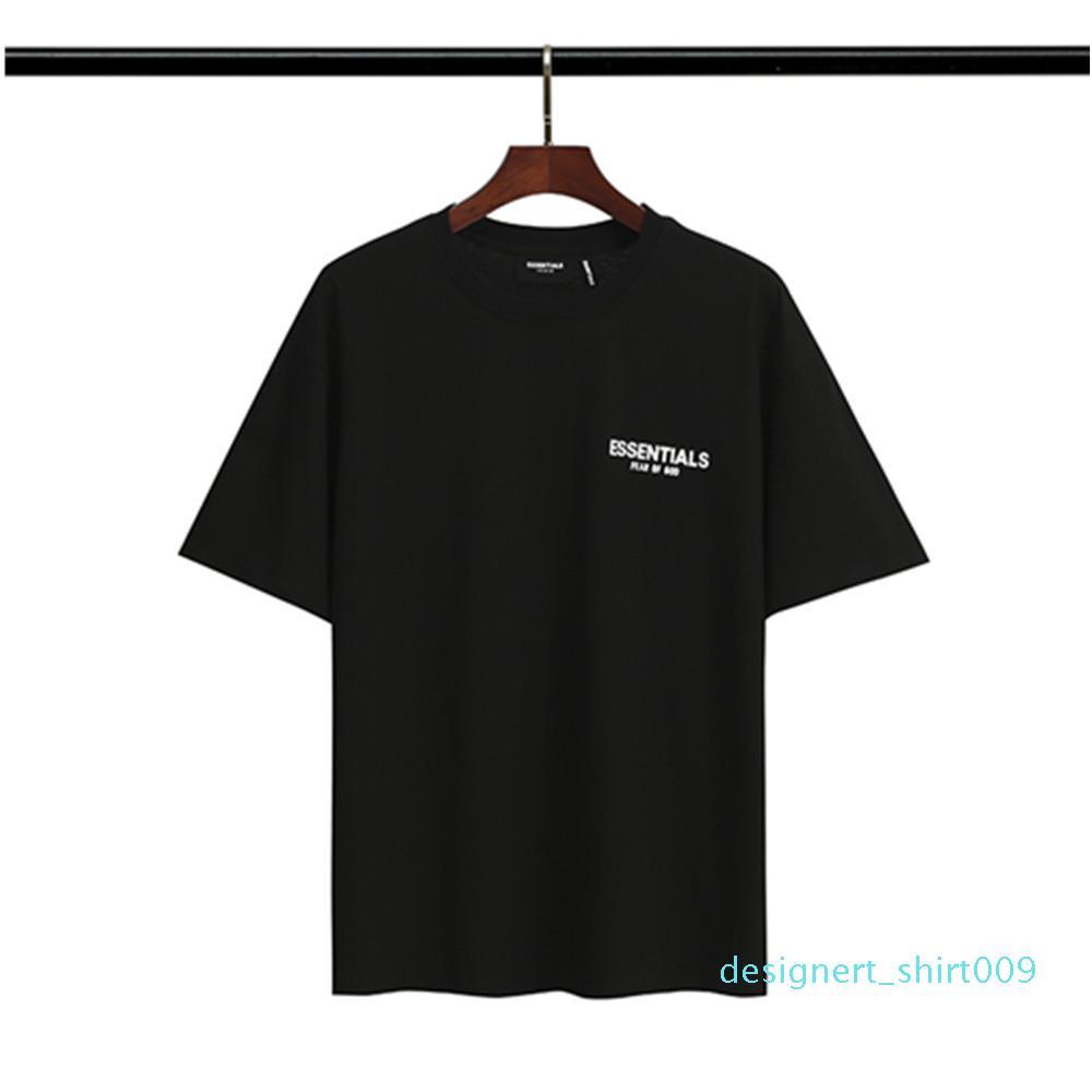 Männer Frauen T-Shirt FOG Fear Of God Essentials-Hip Hop Kanye West Sommer T Tops Hip Hop 21196d09