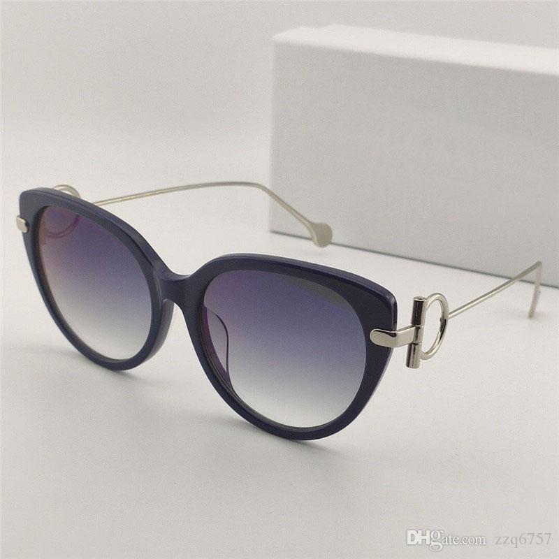 New Fashion Design Eye Brille Gläser Beliebte Avantgarde 919 Katze Schutz Großhandel Verkaufsmodelle UV400 Sonnenbrille Weibliche JWCJF