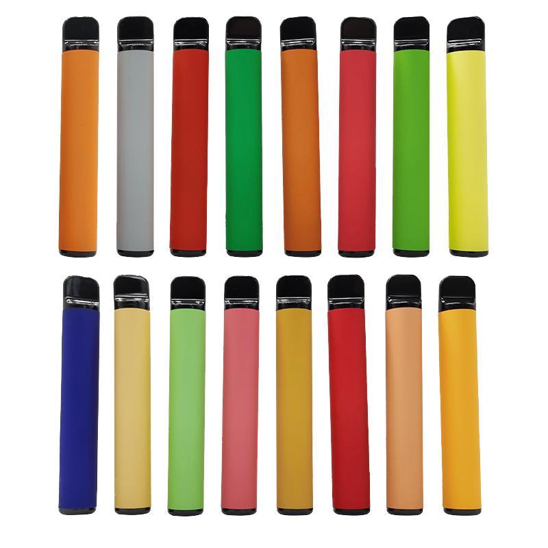 16 colores desechable Vape pluma cartuchos de 3,2 ml de capacidad 550mAh batería de arranque Vape Kits E Cigarettes vaporizadores de embalaje por encargo vacía