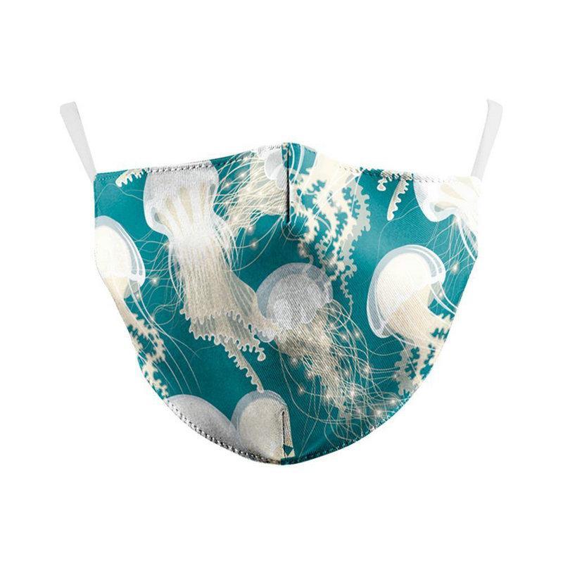 Forza Italien Spanien-Flaggen-Druck-Maske Kämpfen Gesichtsmasken Stoff Adult Protective PM25 Wiederverwendbare Proof Waschbar Designer AUaiJ mywjqq Maske