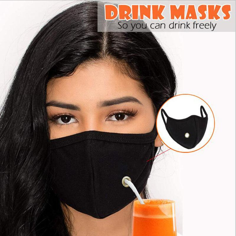 Многоразовый маска Мультфильм Дизайнер пыле Ультрафиолетового доказательство моющейся маска для питья Защитной маски DHL быстрой перевозки груза