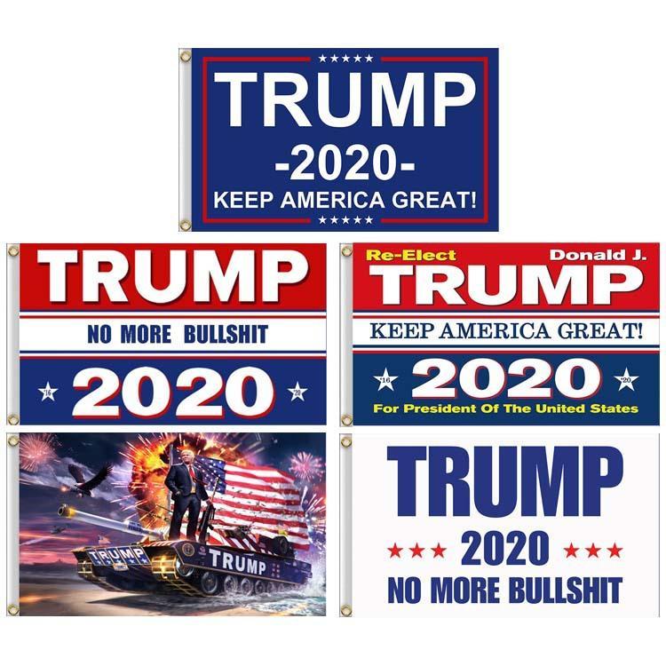 150 * 90cm Trump Bayrak Trump 2020 Amerika Başkanı Seçim Bayrakları DENİZ NAKLİYE CCA12228 ile Amerika Büyük Yine Banner Biden Banner Bayrak tutun