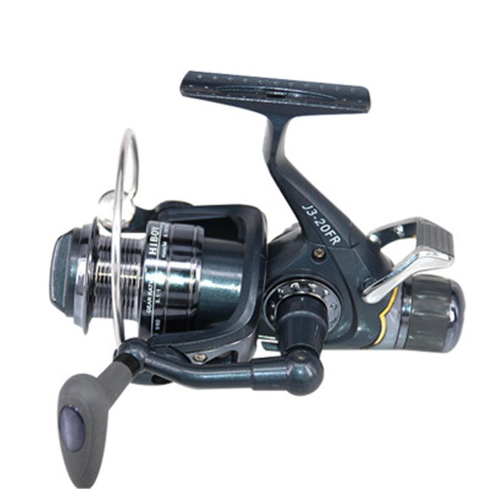 Рыболовная катушка 5.1: 1 Max Drag 8 кг Литье BATERCACTING BATER CARE Metal Silver Coil Спиннинг RUE 2000-6000 Series