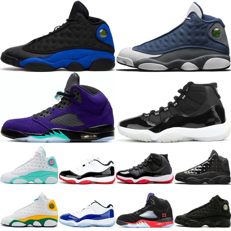 nike air jordan jumpman retros shoes Yeni gelmesi Mahkemesi erkekler 13 s Basketbol ayakkabı 13 erkek Hiper Kraliyet Alternatif Siyah Kedi Phantom O Adı Gri Ayak Eğitmen sneakers