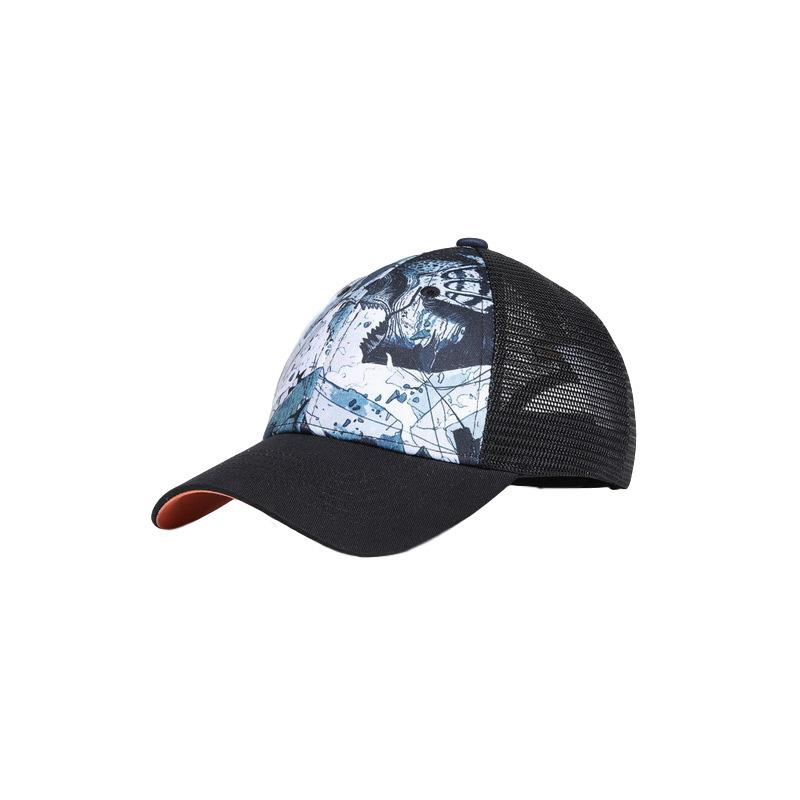 Tasarımcı Şapka Caps Erkekler Beyzbol şapkası Casquette Polyester Kubbe Retro Beanie Mesh Şapka Havalandırma Casual Güneş kremi