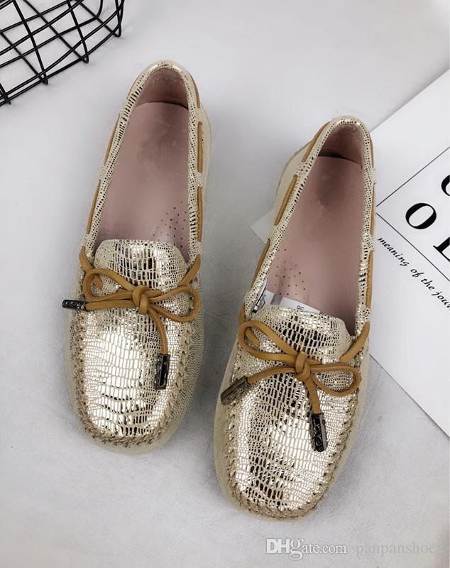 De alta calidad para mujer de los zapatos corrientes de los zapatos del diseñador de cuero ocasionales de baloncesto zapatillas de deporte de moda para las mujeres el tamaño 35-40 gpz19082412