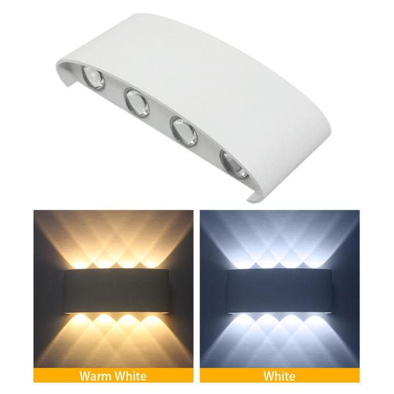 2020 Ac85 265v Led Wall Light Modern Wall Sconce Lights Leds Mounted Up Down Lights Indoor Lighting For Bedroom Balcony Hallway Stair From Baiyulanflo 21 92 Dhgate Com