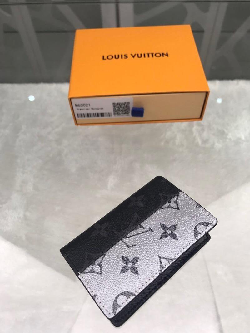 heiße klassische Luxus Brief Frauenentwerfer Geldbörse mit Kasten echtes Leder purese Männer Marke Kartenhalter freies Verschiffen M63021