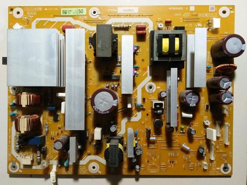 파나소닉 NPX805MS2 TH-P50G20C ETX2MM805MEH 전원 보드 100 % 테스트를위한 원본