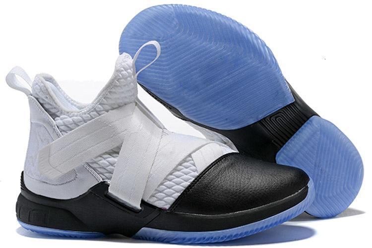 2019 New Arrive Soldier 12 XII EP Black Gold SVSM Home Camouflage ICE Blue Kids Basketball Shoes New Mens 12s Sports Popular Sneakers