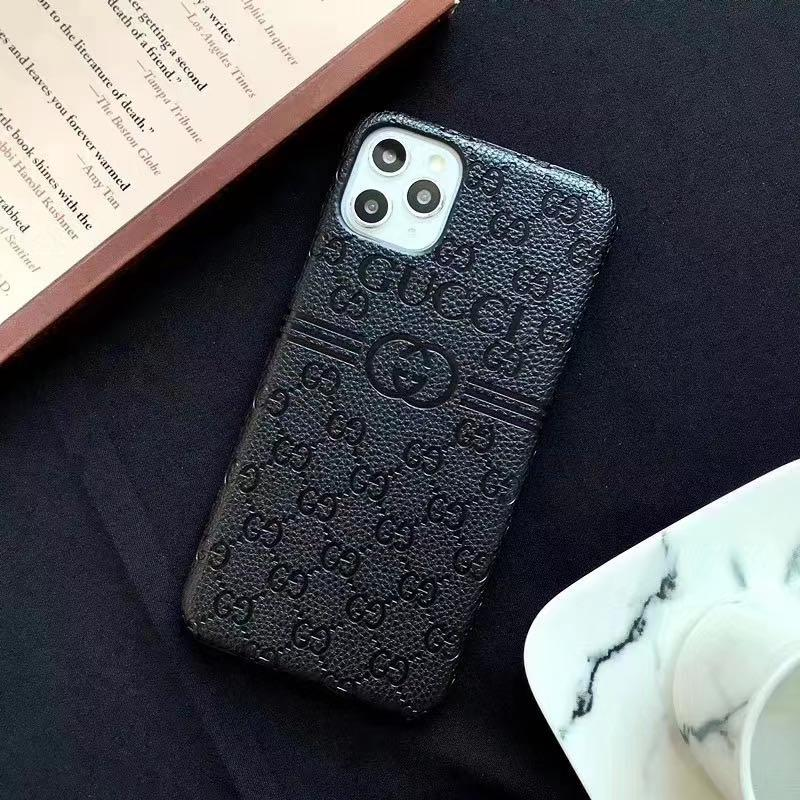 fashion Phone Cases for iPhone 11 Pro Max 7 8 plus X XS Max XR SE fashion PU Leather iPhone cover drop shipping