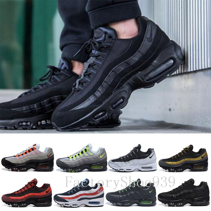 Air Mens Original Running Shoes chaussure homme Homens Esportes Formadores marrom Black White Sneakers Zapatos Tamanho Eur 40-46 WIR9