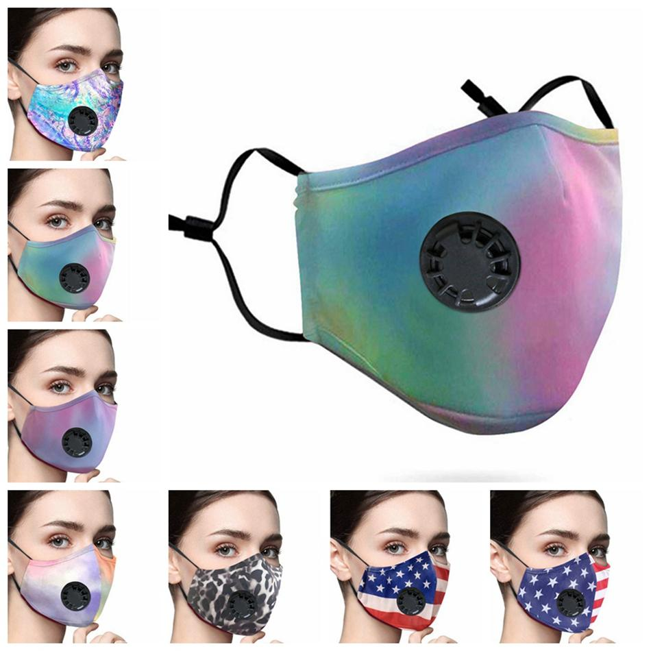 Yüz Anti buğu Toz earloop Vana Ayarlanabilir Yeniden kullanılabilir maskeler Yumuşak Nefes Koruyucu Maskeler Açık Ağız Kapak LJJP112 Nefes Maske