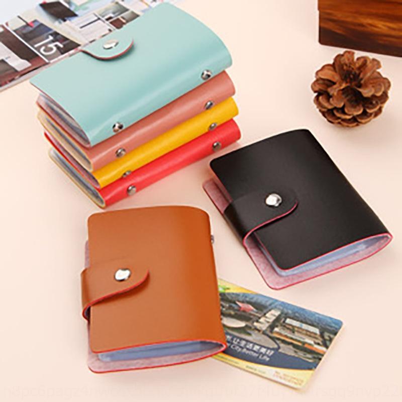 Borsa creativo copertura del sacchetto multi-copertina in pelle banca del regalo del supporto della carta della carta PU