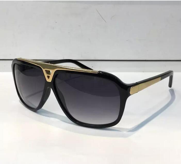 Klassische heiße neue Handel Männer und Frauen hochwertige Persönlichkeit Sonnenbrille Mode Trend coole Sonnenbrille