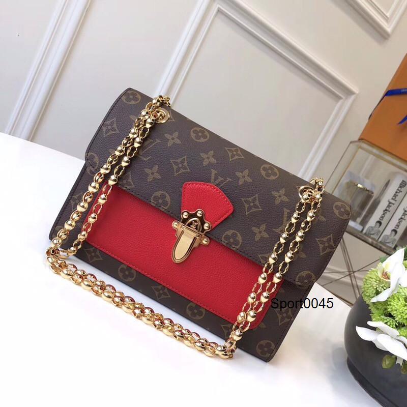 Mode womenmen besten Dame-Schulter-Beutel-Schul Tote-Geldbeutel Crossbody Kurier Handbagt Brieftasche NEUE klassische Brieftasche M41731 27..20..10cm