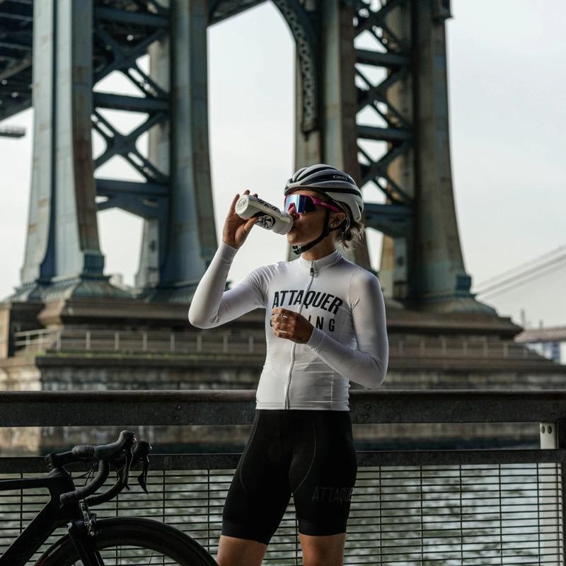 Attaquer bicicleta outono a camisola 2020 equipe de ciclismo de manga comprida camisa Estrada bicicleta MTB bicicleta roupas manga larga