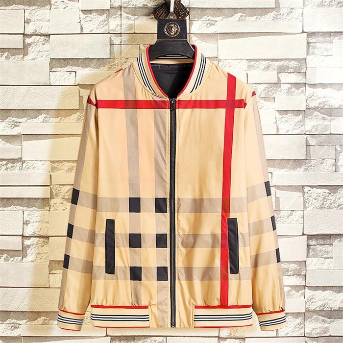 Moda lüks tasarımcı tasarımcı mont, rüzgarlık, uzun kollu kapşonlu, fermuar ceket, gündelik erkek ceketin bir PO524 monogrammed