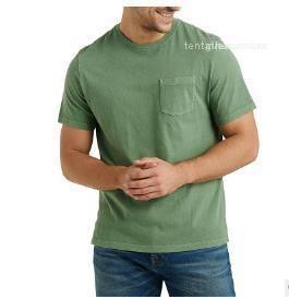 جيب البلوز تيز عارضة مصمم الصلبة لون القمصان سليم كم قصير الرقبة الطاقم رجل القمم الأزياء