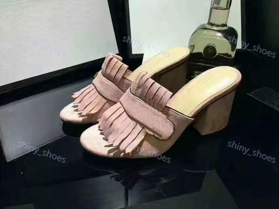 Gucci flip flop Nouvelle Europe marque Fashion sandales mensstriped pompon flip causal huaraches d'été antidérapantes flops de haute qualité pantoufle 35-40
