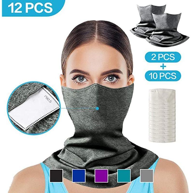 2020 Многофункциональный велосипедный от УФ-ультрафиолетовой головки шарф шеи крышка головы шарф шеи крышка с защитным фильтром моющийся бандана