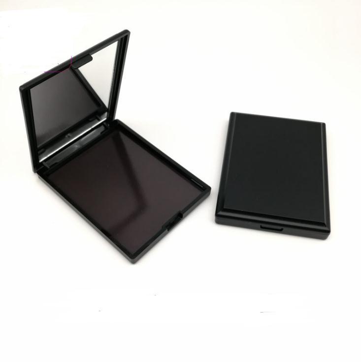 Vaciar los cosméticos del maquillaje de sombra de ojos magnéticos paleta de sombras de ojos de bricolaje caja de almacenamiento de alta calidad Vacío magnética paleta caja SN1535