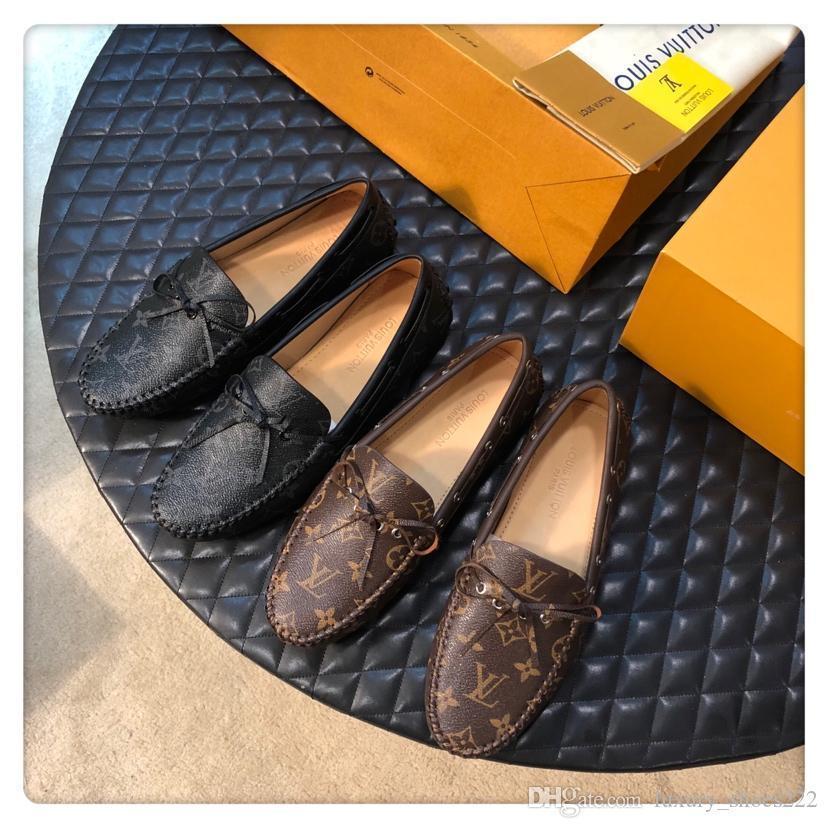 2020 Новой фирменных мод повседневной обуви AriZona тапочек дизайн фирменного модно и комфортно красивый высокий класс мокасины Comfor
