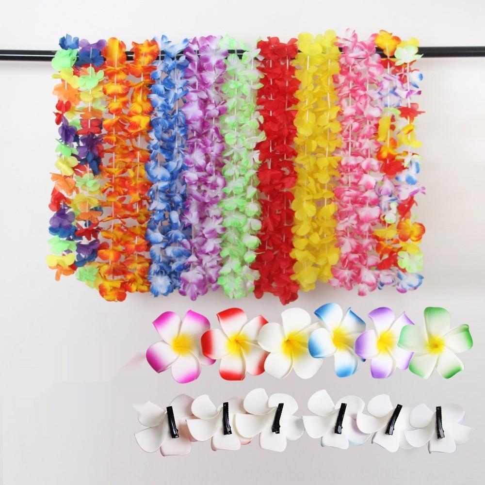 uGmnZ Hawaii Set Kombination in Kranz Hawaii heißen Verkauf Garland mit Ei Blume Hairpin heißen Verkauf uAvn8
